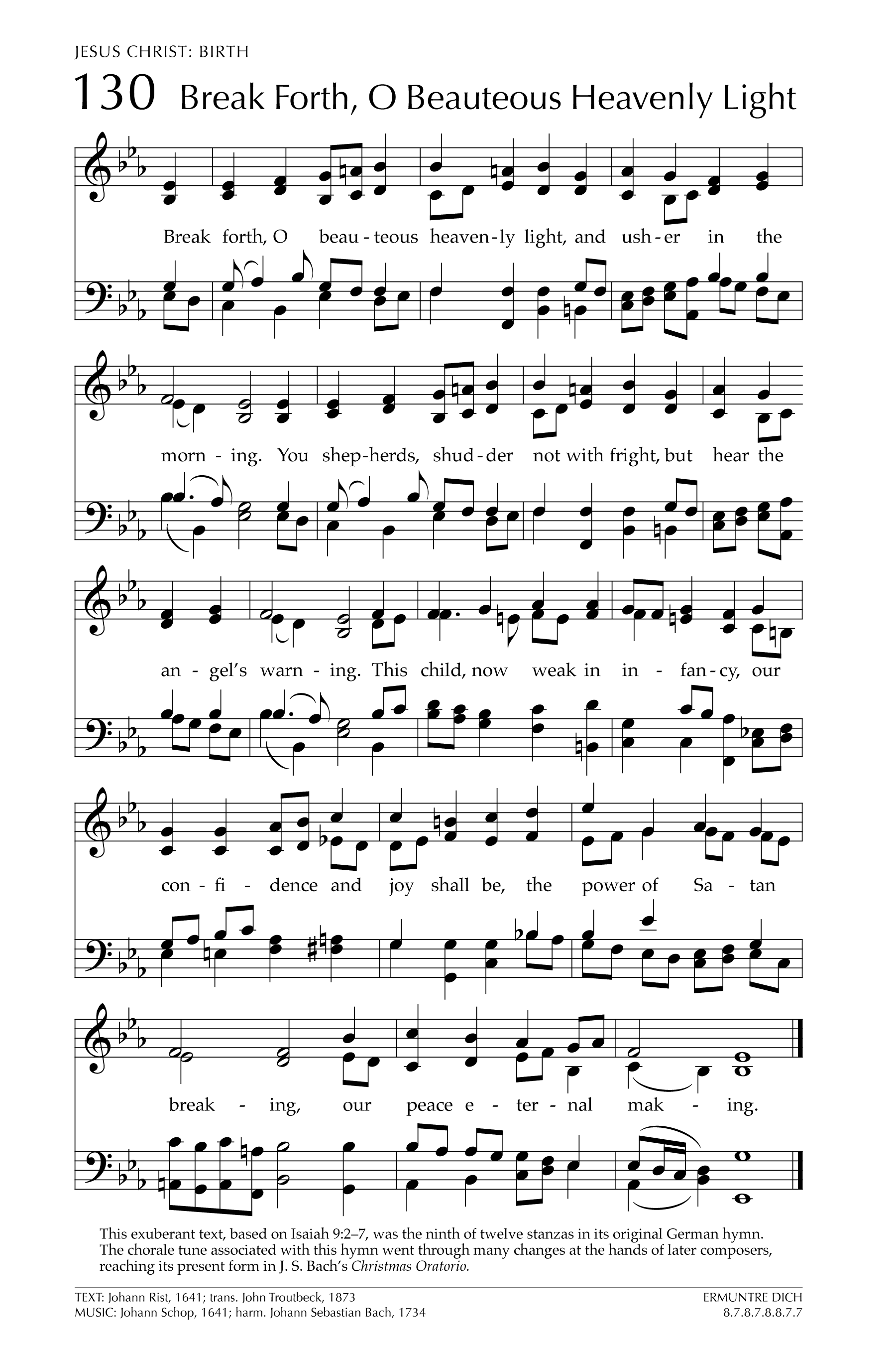 01.03.16 Christmas Around the World Musical Proclamation, Luke 2 ...